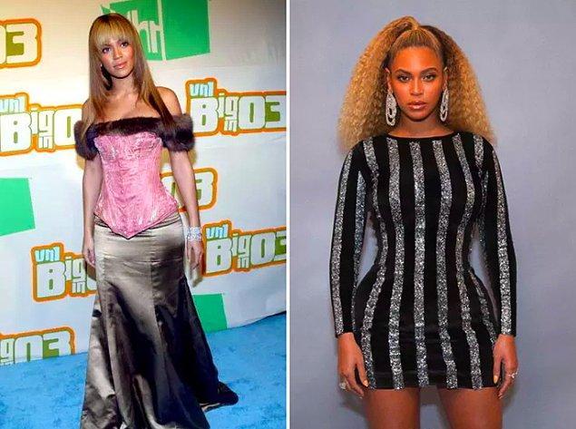 1. Beyoncé'ye laf yok!