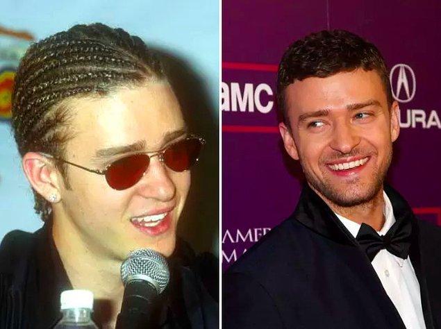 4. Justin Timberlake 😍