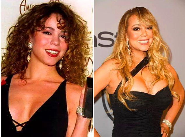 8. Divalığın tarihini yazan Mariah Carey...