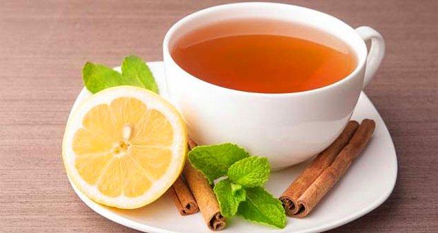 5. Çay tüketimi