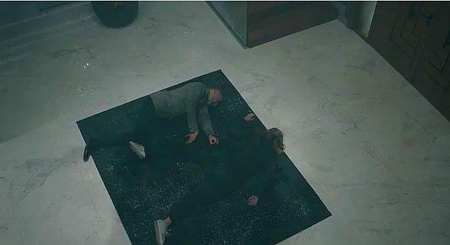 Hatırlarsanız geçen bölümün sonunda Can ve Duru merdivenlerden aşağı uçmuştu. Duru bundan sonra dans edebilecek mi diye hepimiz bu bölümü bekledik.