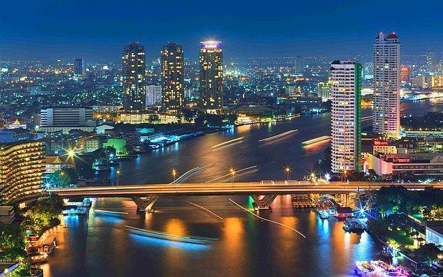 'En az sefalet çeken ülke' Tayland oldu.
