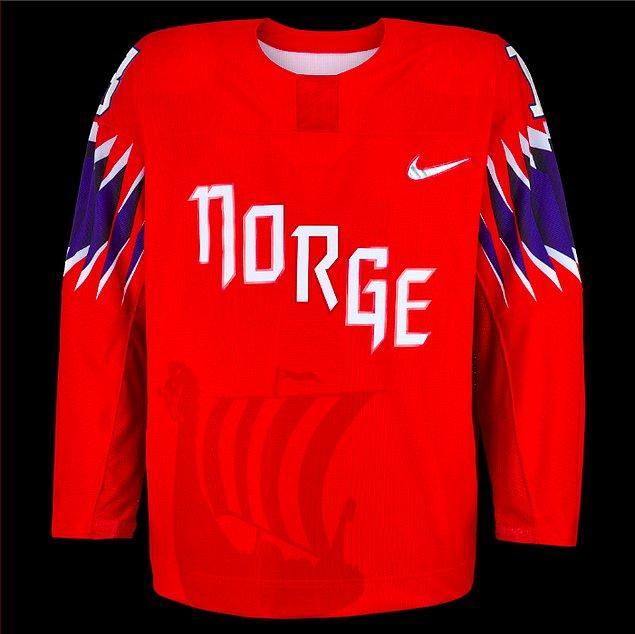 10. Norveç