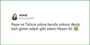 Hasan Ali Kaldırım'ın Beşiktaş Derbisinde Cezalı Duruma Düşmesini Goygoya Vuran 14 Kişi