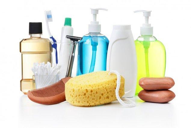 3. Bazı dezenfektanlarda bulunan triklosan sağlığınıza zarar verebilir.