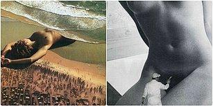 Belçikalı Kolaj Sanatçısından Popüler Kültürün Anlamsızlığını Gösteren Gerçeküstü Çalışmalar