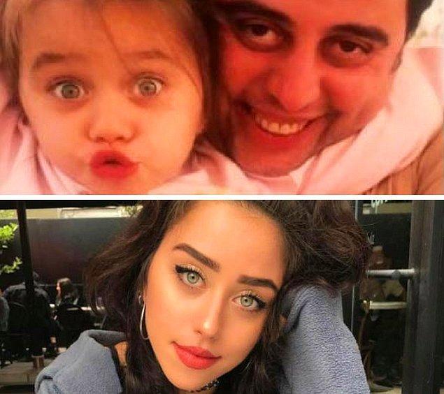 7. Hamdi Alkan'ın kızı Zeynep Alkan.