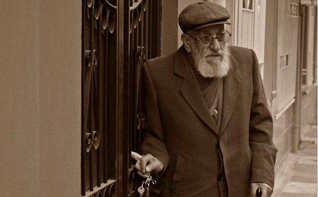 96 yaşında Rize'de!
