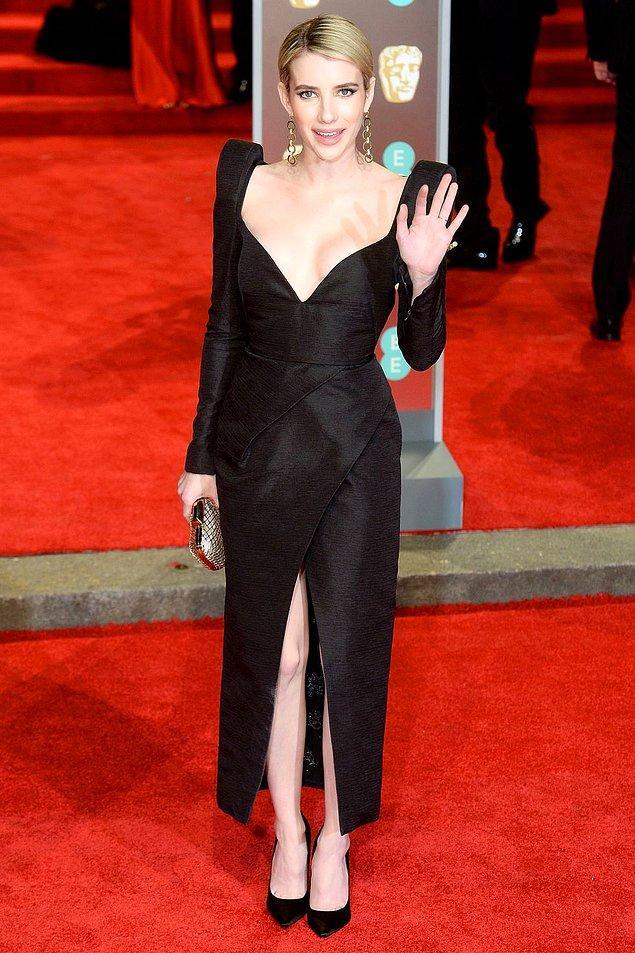 8. Emma Roberts