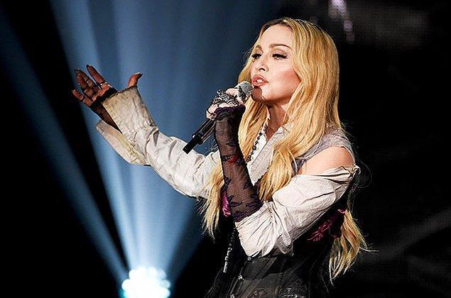 5. Madonna - Kasiyerlik