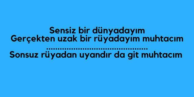 6. Peki ya Türk Sanat Müziği'nin muhteşem sesi Zeki Müren'in bu şarkısı?