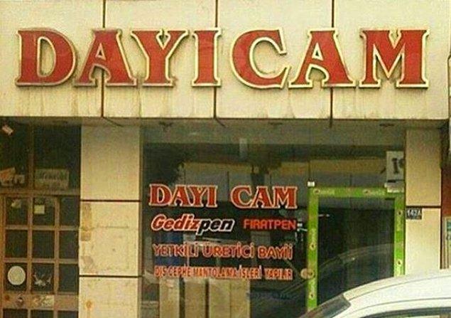 2. Bu işletme ismini gören kim gelecek acaba. :)