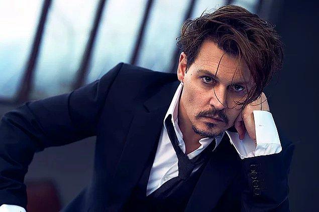 13. Johnny Depp - Satıcı
