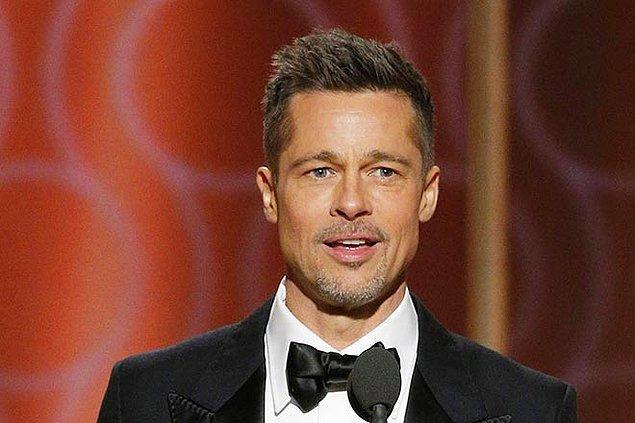 9. Brad Pitt - Özel Şoför