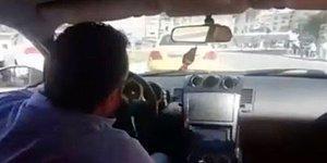 Birini Öldürmeden Durdurun Bunu: İzmir'de Aracıyla Makas Atan Maganda