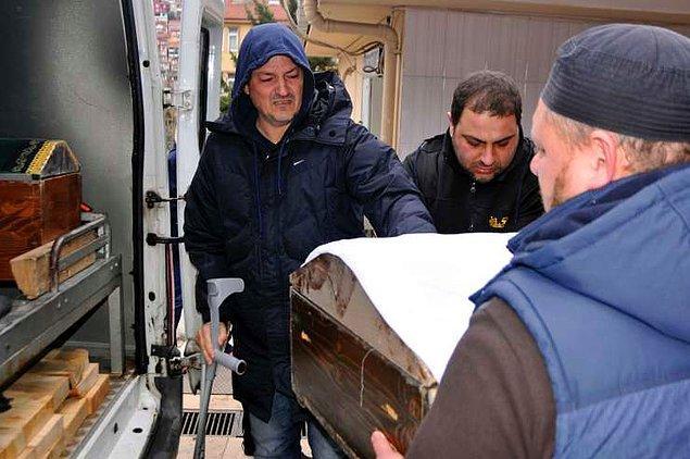 Balcı'nın cenazesi, otopsinin ardından Sakarya'nın Hendek ilçesinde toprağa verildi.