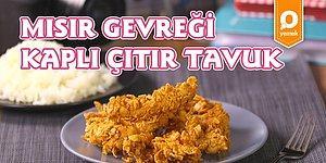 Tavuğun En Çıtır Hali: Mısır Gevreği Kaplı Çıtır Tavuk Nasıl Yapılır?