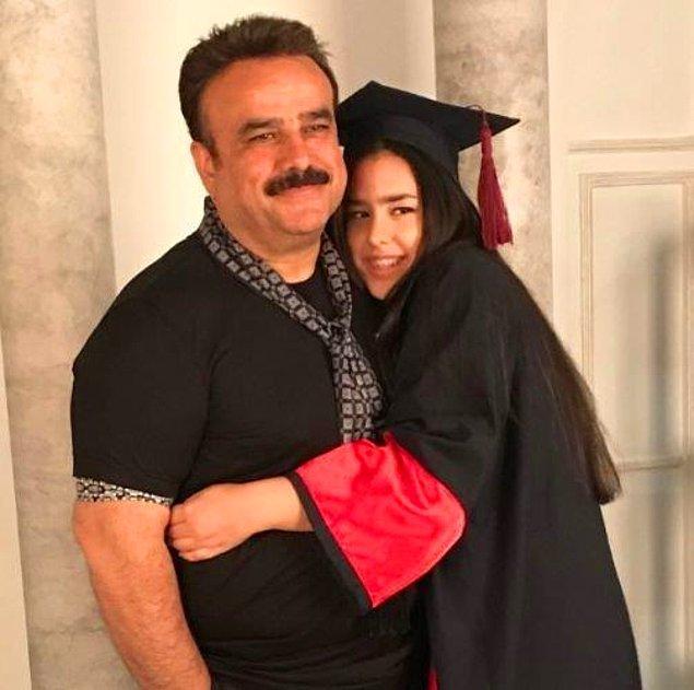 19. Bülent Serttaş'ın kızı Miray Serttaş.