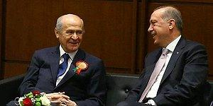 AKP ile MHP İttifakının Adı Belli Oldu: 'Cumhur İttifakı'