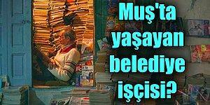 """""""Çöpten Topladığı Kitapları Saklayan Belediye İşçisi"""" Diye Paylaşılan Kişinin İzini Bulduk!"""
