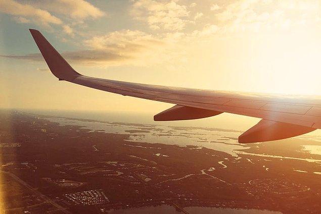 En çok tercih edilen havayolları sırasıyla THY, Pegasus, Anadolujet, Onur Air ve Sunexpress oldu.