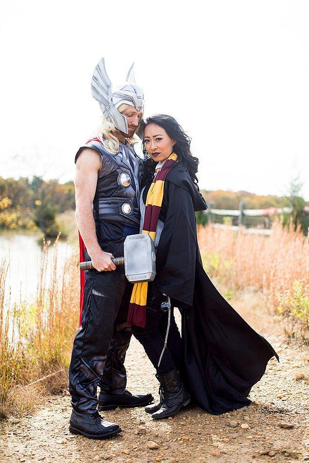Thor ve Harry Potter