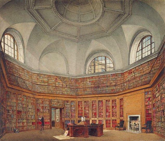 1. Kral'ın Kütüphanesi
