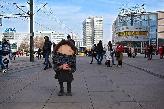 Berlin; Meydanda Buluşalım