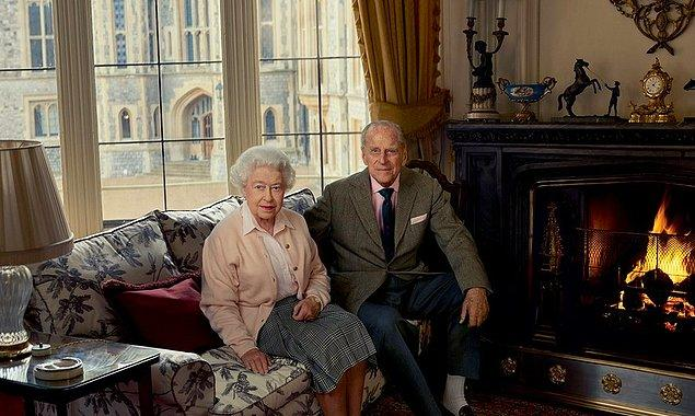 9. Elizabeth ve Philip'in Yatak Odaları