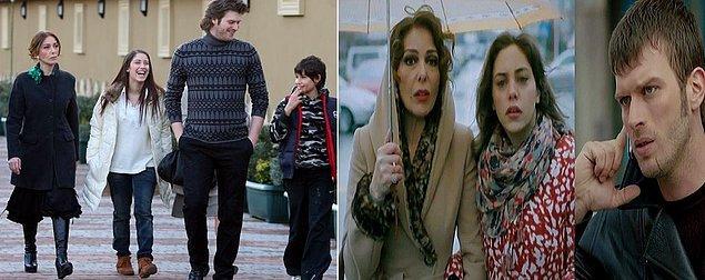 12. Zerrin Tekindor - Kıvanç Tatlıtuğ 2008/Aşk-ı Memnu - 2011/Kuzey Güney