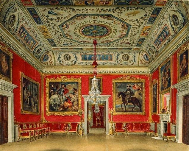 10. Crimson Çizim Odası