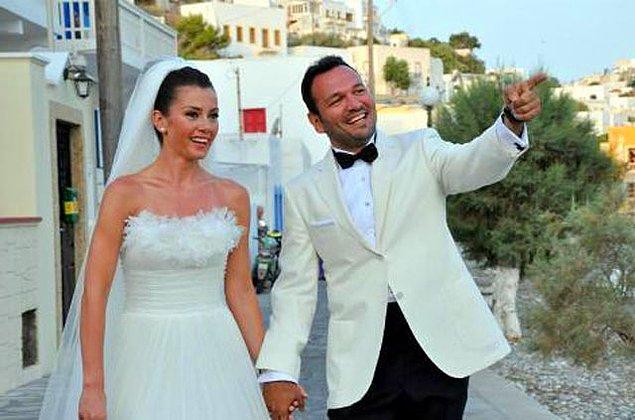 Ali Sunal ile evlenen Gökçe Bahadır, 6 ay sonra boşanma kararı aldıklarını açıklamıştı.