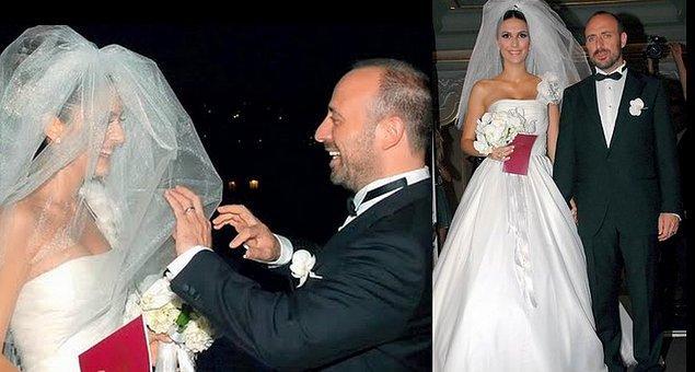 Binbir Gece dizisinde tanışan Bergüzar Korel ve Halit Ergenç 2009 yılında evlenmişlerdi.