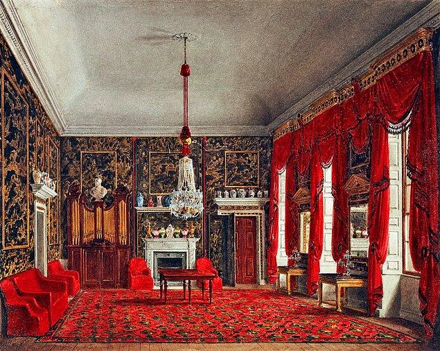 12. Kraliçe'nin Kahvaltı Salonu