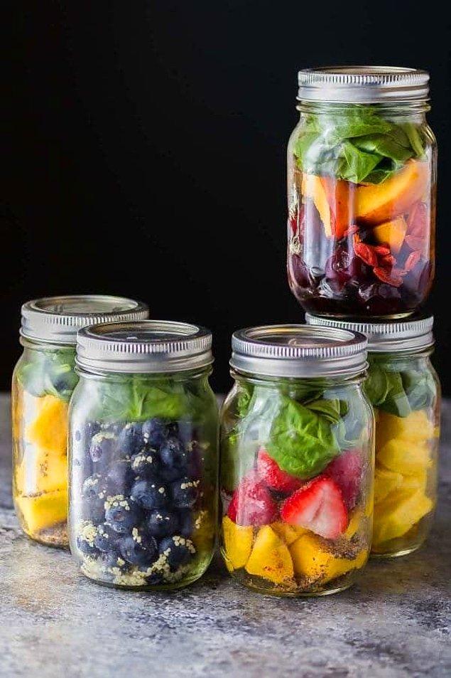 20. Kolay ve doyurucu kahvaltılıklar hazırlayın. Böylece hem zamandan, hem de paradan tasarruf edersiniz.