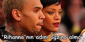 Chris Brown Instagram'da Ex Aşkı Rihanna'nın Doğum Gününü Kutladı, Sosyal Medya Fena Halde Karıştı!