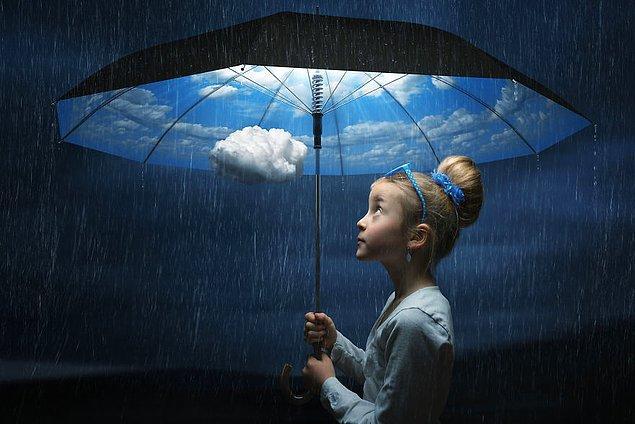 1. Güzel Hava Şemsiyesi
