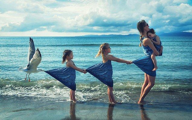 6. Kızlarımı Çekiştiren Martı