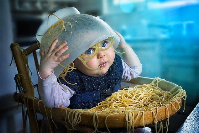 24. Spagetti Zamanı