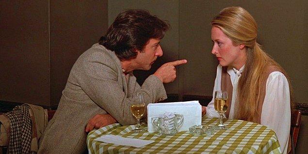 2. Streep'e 1980 yılında ikinci adaylığını getiren ise Dustin Hoffman ile birlikte rol aldığı Kramer Kramer'e Karşı filmi oldu...