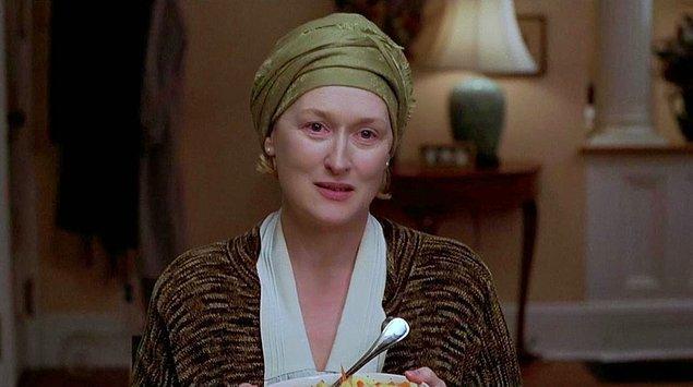 11. Yine bir roman uyarlaması olan Annem Uğruna adlı film 1999 yılında on birinci Oscar adaylığını getirdi efsane isme.