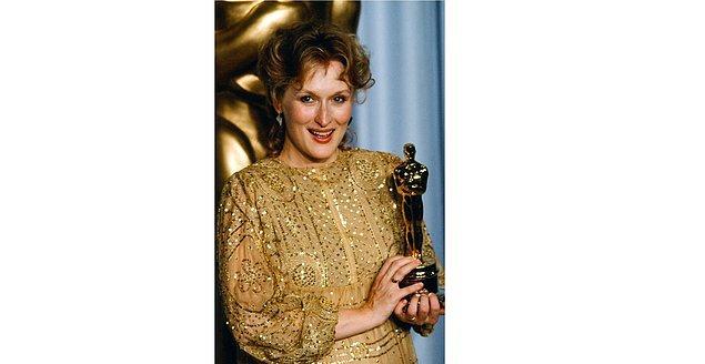 Usta oyuncuya ikinci Oscar Ödülünü de getirmişti...