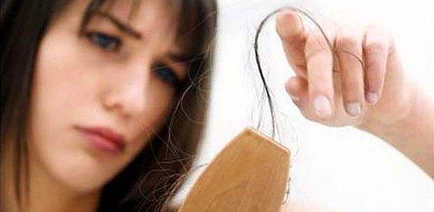 Off en korktuğum şey saçlarımın azalması, hep dökülüyor :(