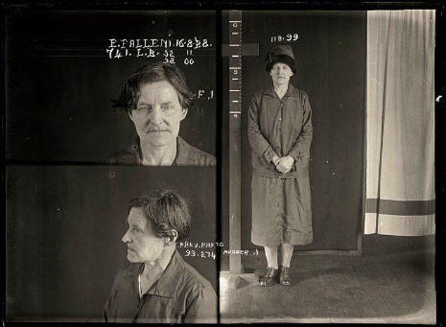 10. Eugenia Falleni - Cinayet