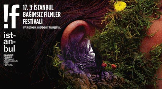 BONUS 1: !f İstanbul Bağımsız Filmler Festivali İstanbul, Ankara ve İzmir'de 25 Şubat'a kadar devam ediyor. Festival bitmeden mutlaka birkaç film izleyin.