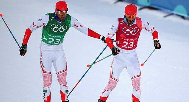 Türkiye, kayaklı koşuda finale kalamadı