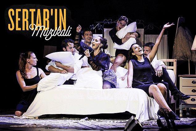 BONUS 2: Sertab Erener Müzikali ile zaman yolculuğuna ne dersiniz?  23 Şubat'ta Uniq Hall'de sizlerle.