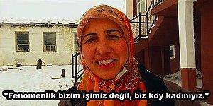 Tüm Türkiye'yi Kendisine Hayran Bıraktı ve Gençlere Cesaret Verdi! Kars Boğatepe Çevre ve Yaşam Derneği Başkanı Zümran Ömür
