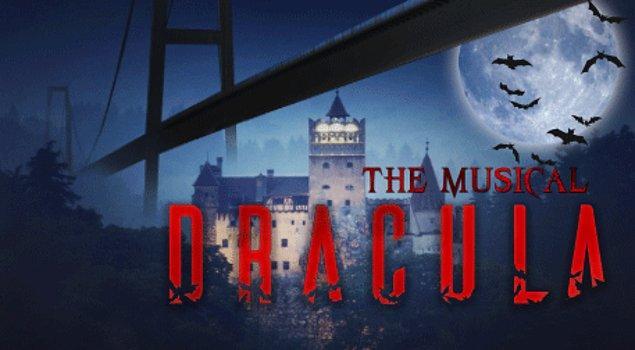"""4) """"Her şey masum bir adamın ısırılmasıyla başlamıştı."""" Dracula Müzikali 24 Şubat'ta Meb Şura Salonu'nda gösterimde olacak."""