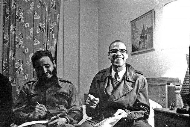 Suikasta kurban gitmesinin 53. yılında AA muhabirinin Harlem'de konuştuğu siyahi Amerikalılar, Malcom X'i anlattı.